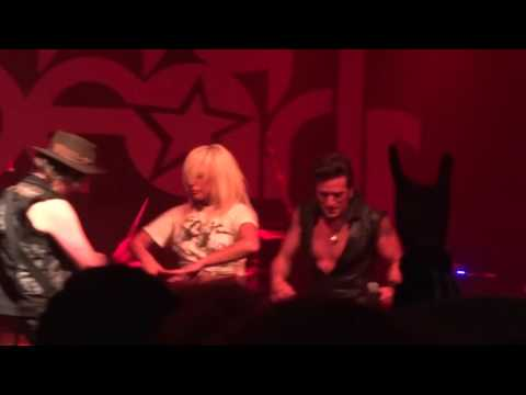 "The Dirty Pearls & Lady Gaga: ""Panama"" Gramercy Theatre NYC 6/20/15"