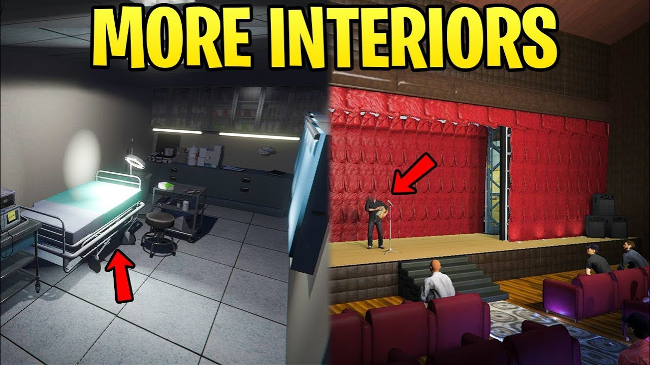What the Interiors Should Look Like in GTA Online (Theater, Hospital & City  Hall)