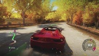 Forza Horizon - Review / Test für Xbox 360 von GamePro mit Gameplay