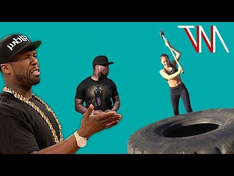 Tabata Workout Music (20/10) - In da Club (50 Cent) Sledgehammer - TWM #44