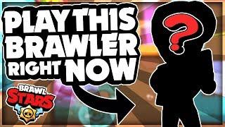 THE BEST GEM GRAB BRAWLER?! | TOP LEVEL GEM GRAB GAMEPLAY | Brawl Stars