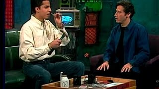 David Blaine When He Was Young - Magic and Beyond