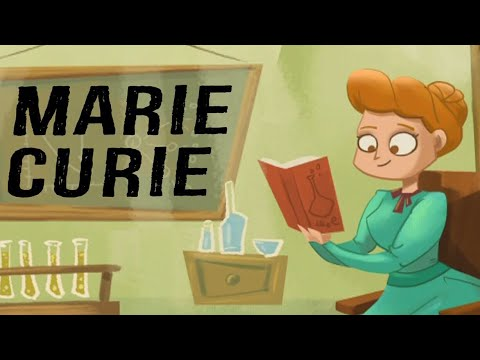 THE HISTORY OF MARIE CURIE FOR KIDS