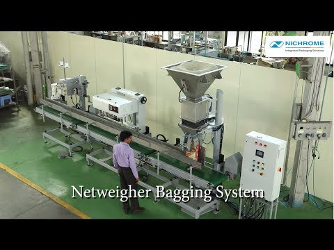 Bulk Bagging System | Bulk Packing Machine: Solid | Packaging Systems | Nichrome