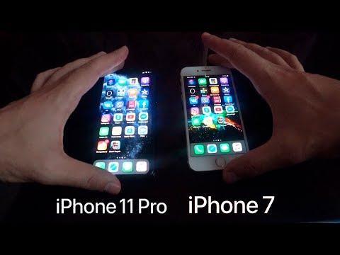 IPhone 11 PRO или IPhone 7 ?
