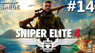 Zagrajmy w Sniper Elite 4 [PS4 Pro] odc. 14 - Konwój z dziełami sztuki