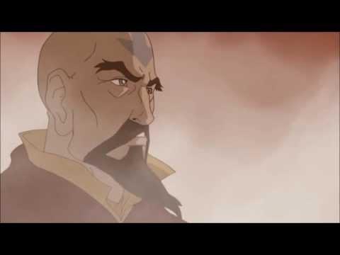 Tenzin meets Aang