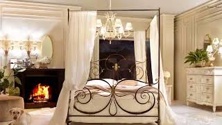 Home Decoration Styles for Modern Homes Bedroom style  four poster bed   31 ideas for romantics