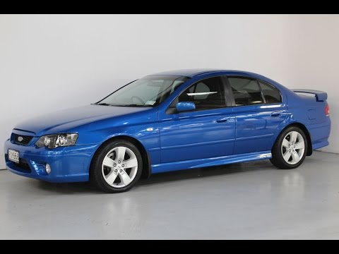 2007 ford falcon xr6
