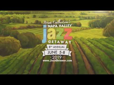 Brian Culbertson's Napa Valley Jazz Getaway 2019 Promo
