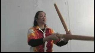 Hawaiian Dance & Music Instruments : Hawaiian Music Instruments: Split Bamboo