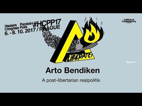 Arto Bendiken - A POST-LIBERTARIAN REALPOLITIK