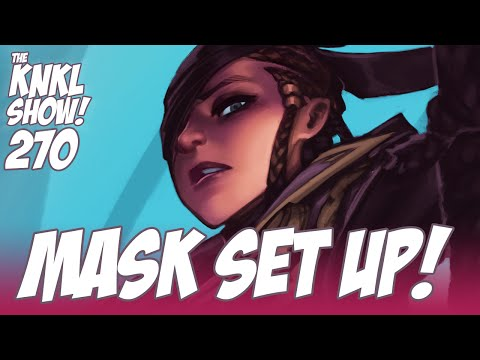 KNKL SHOW 270: Mask Set Up for artists!