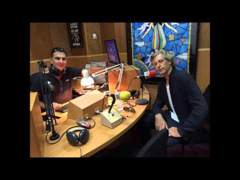 Matisyahu Live on Israeli Radio 88FM, hosted by Moshe Morad | כאן 11 לשעבר רשות השידור