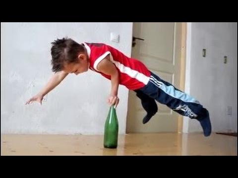 Дети спортсмены - самые маленькие и самые сильные дети мира