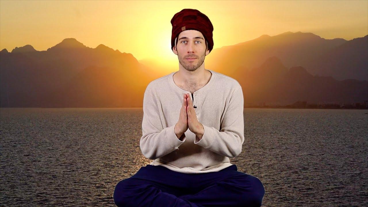 Worst Guided Meditation Ever #shorts