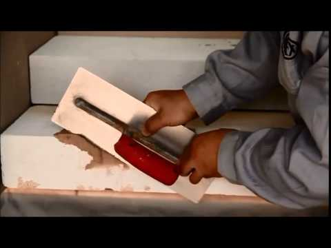 ARDEX A45 Patching Mortar – How to repair a staircase