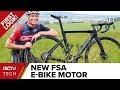 New FSA E Bike Motor First Look