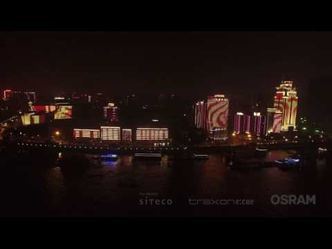 Wuhan Two Rivers and Four Banks – Wuhan, China