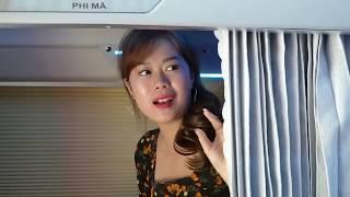 Trải Nghiệm Xe 22 Phòng VIP Sài Gòn - Đà Lạt MobiHome có WC, Dòng xe hiện đại nhất hiện nay