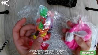 Gambar cover Barbie Ayakkabıları ve Kıyafeti - Aliexpress Alışverişi Barbie Aksesuarları