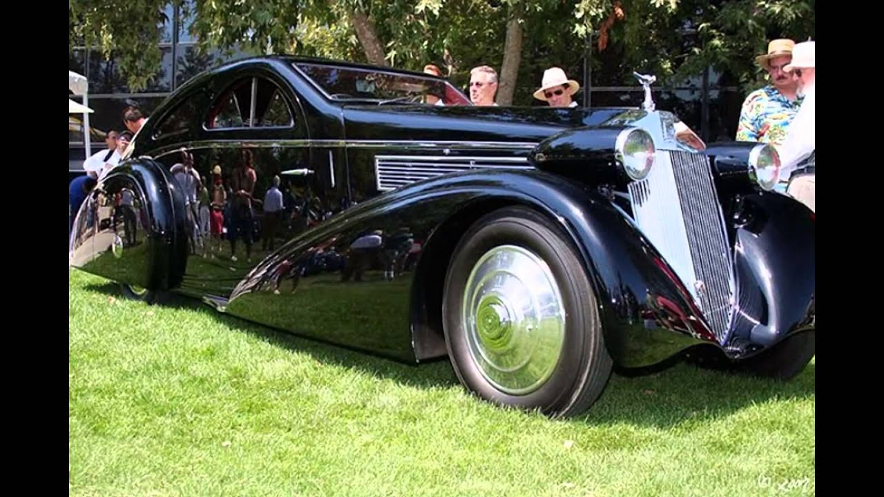 ROLLS ROYCE OLD MODELS FAMOUS PICS IN ALL ANGLES - YouTube