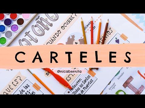 cÓmo-hacer-carteles-para-exposiciones-❤-letras-bonitas-para-tÍtulos-grandes