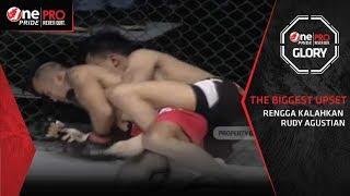 Rengga Kalahkan Rudy Agustian - The Biggest Upset #3 | One Pride Pro Never Quit