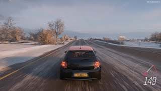 Forza Horizon 4 - 2011 DS Automobiles Citroën DS 3 Racing Gameplay [4K]