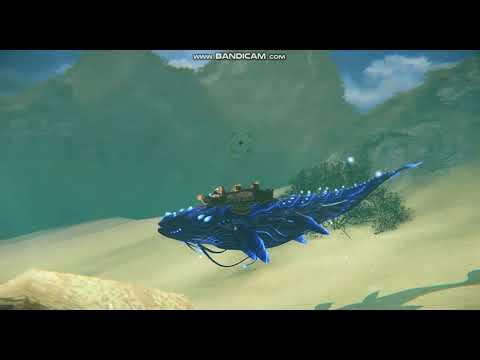 Riders Of Icarus-Turimman Ocean Glitch