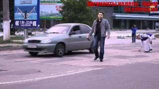 Акция автомобилистов в Симферополе