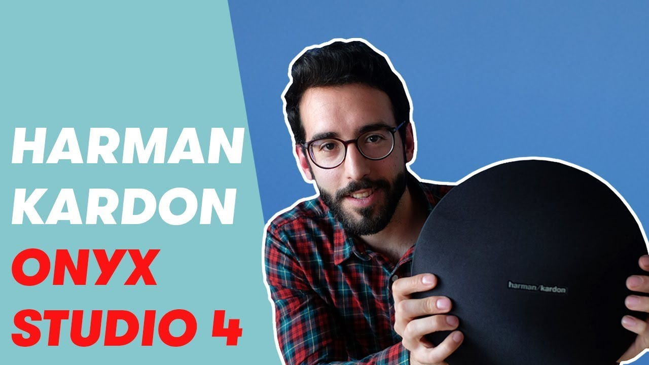 Harman Kardon Onyx Studio 4, Análisis, review y