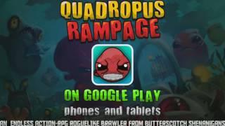 Quadropus Rampage Android Hileli Apk - Cephile.com