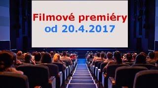 Filmové premiéry od 20.4.2017 - CZ titulky a dabing