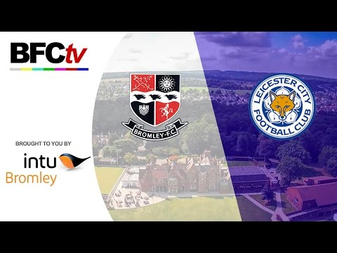 Feature: Bromley Academy host Leicester City