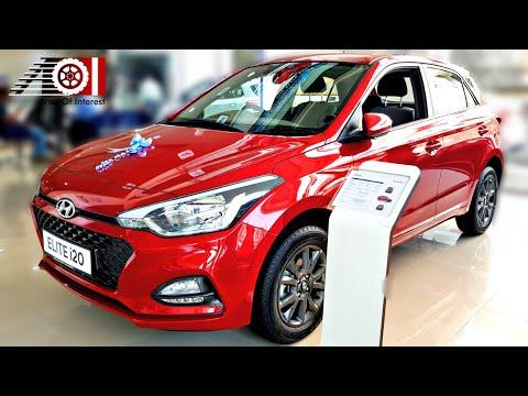 2018 Hyundai Elite i20 Automatic (CVT) | New Gunmetal Alloys | Price | Mileage | Features | Specs