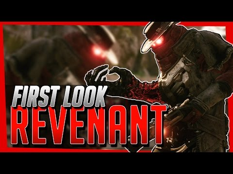 THE REVENANT - First Look/Full Game - Paragon [Open Beta]