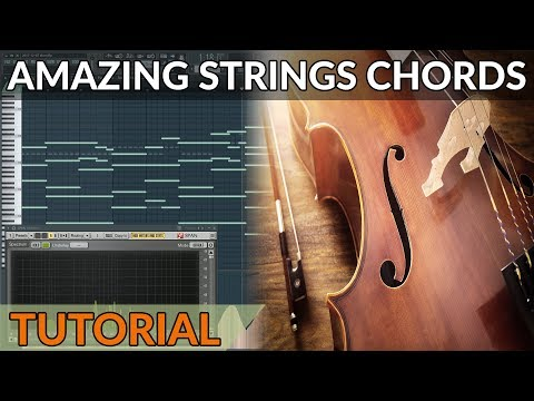 How To Write Full & Warm Sustain Strings Chords
