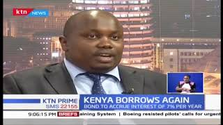 Kenya Borrows again: Kenya gets another Sh210B Eurobond, in the backdrop of public outcry