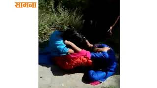 Two girl fight for boyfriend in Himachal Pradesh