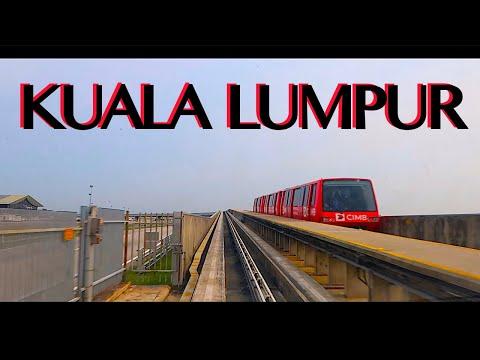 Kuala Lumpur International Airport | Aerotrain And Jungle Boardwalk | KLIA Tour
