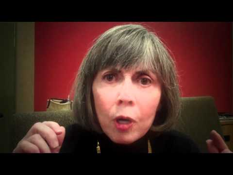 Q&A with Anne Rice: Can writing be taught?