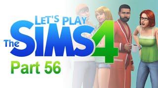 Die Sims4 - Teil 56 - Die Voodoo-Puppe ist kaputt xD (HD/Lets Play)