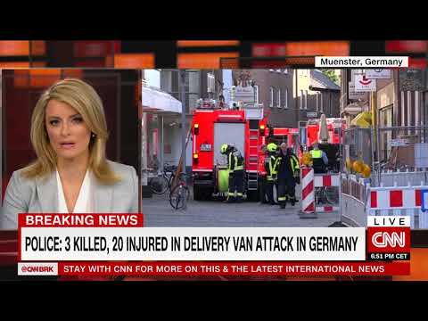 Breaking Muenster attack - what do we know about this city? And who is behind the attack