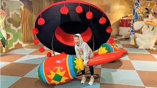 Children's Museum Family Fun Playday for Kids