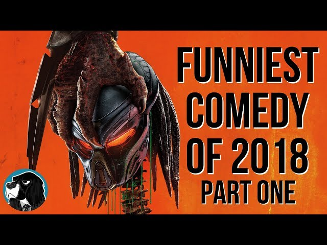 THE PREDATOR - The Funniest Comedy of 2018 - Part One (Cynical Reviews)