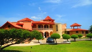 "Multi-Million Dollar Dream Mansion Sosua ""Dominican Republic """