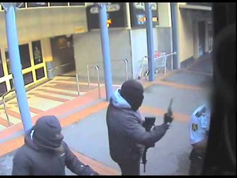 Armed Robbers Hold Up Cash In Transit Vehicle in Glebe (Part One)