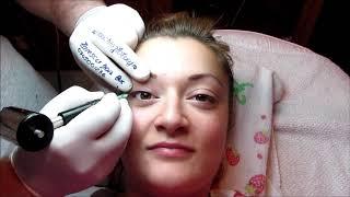 Tatuaj ochi. Galerie cu 2000 video http://www.machiajtatuaj.ro Zarescu Dan $TT M6717