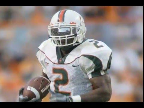 Willis McGahee - University of Miami Sports Hall of Fame